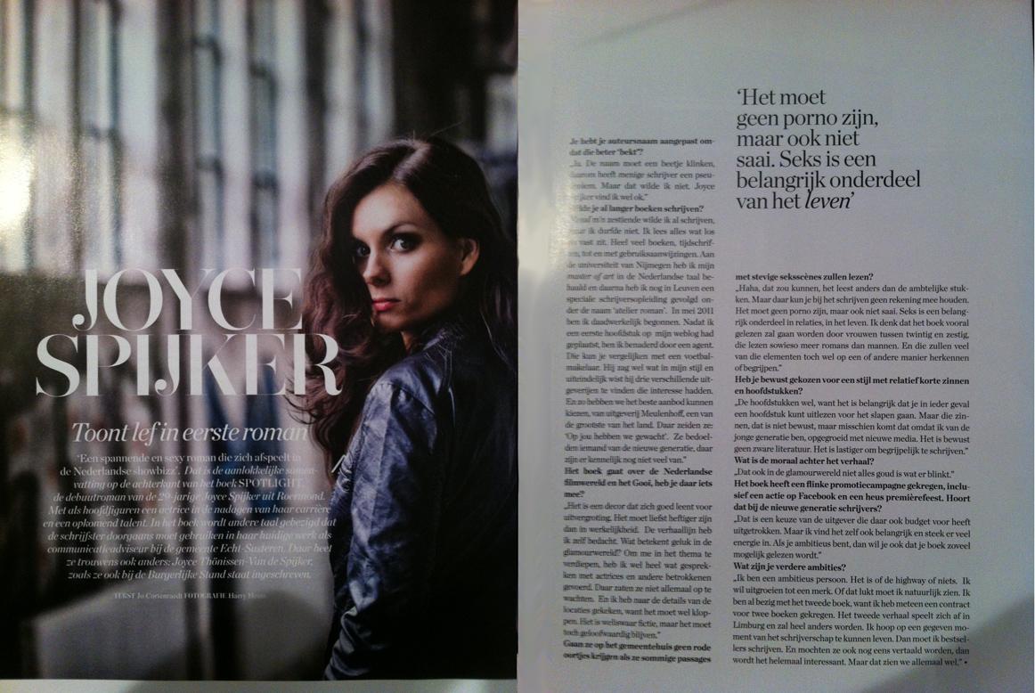 Chapeau Magazine dec – 14